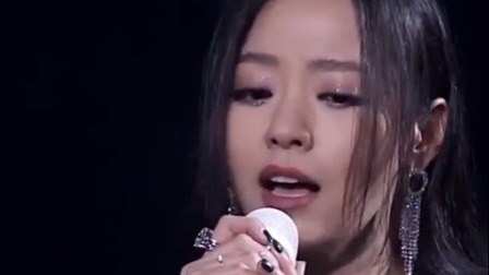 """竖版:张靓颖大秀歌喉,稳定发挥持续输出 四川卫视""""花开天下""""新年演唱会 20210101"""