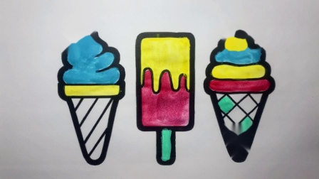 汪汪队爱吃的冰淇凌