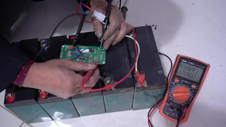 电动车仪表出现故障到底能不能维修?修车师傅一起带你看结果