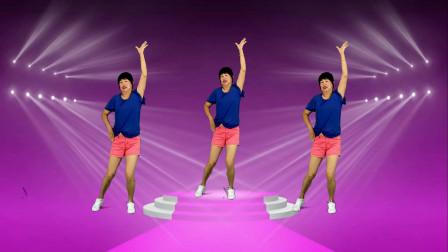 广场舞健身操《一辈子开心就好》唱的真好