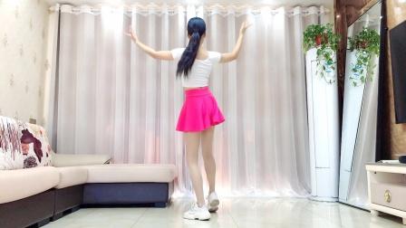 精选广场舞《人间惊鸿客》网红健身操