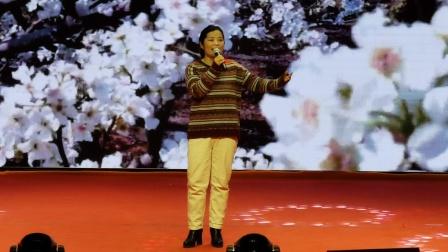 《梨花颂》   朱晓燕老师   太湖县实验中学   2021元旦