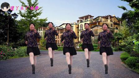 全网最火摆腿摇广场舞,动感健身,快速减赘肉又瘦腰