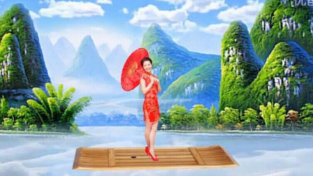 泰兴文化馆舞蹈基础班《送别》视频制作:龙虎影音