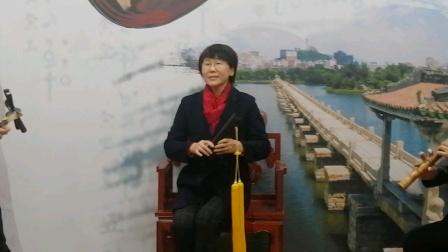 南音《暗想暗猜》演唱:贾琼娜~南安市南音研究会2021迎新春座谈交流会(陈家服)