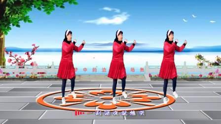 梦中的流星广场舞《眼泪滴在心痛处》舞蹈:凤梅