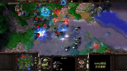 皇冠之最硬的英雄xiaoy解说focus lawliet 1