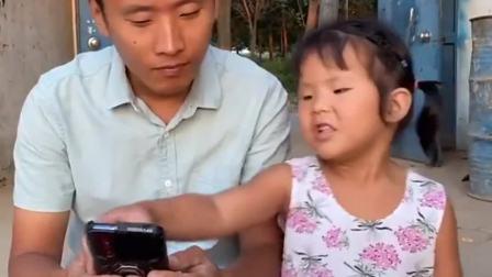 趣味生活:爸爸给我变棒棒糖!
