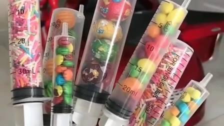萌娃趣事:哇,好特别的糖果