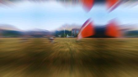 动力滑翔伞飞行