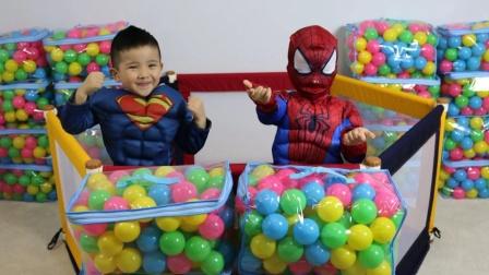 蜘蛛侠:小超级英雄的快乐时光!