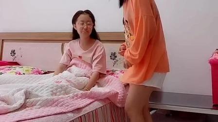 亲子游戏:大宝啊,这么晚了,你快睡觉吧
