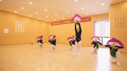 少儿中国舞考级现场,你会让孩子去学跳舞吗?