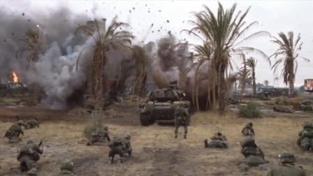 论美军大兵在越战中的N种战死,有的让军迷想象不到