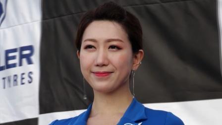 李雅敏-颁奖典礼 ,2020韩国Road蕾丝冠军