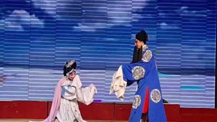 河南地方戏   河南省新生豫剧团演出豫剧《泪洒相思地》投湖一折  李云锋制作