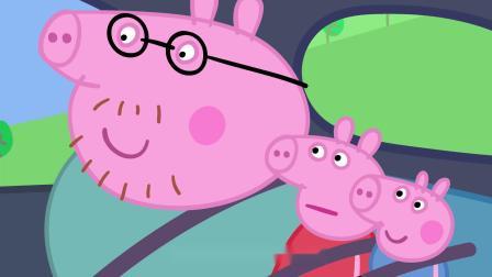 猪奶奶外出度假,猪妈妈不放心,为他们买了好多东西!