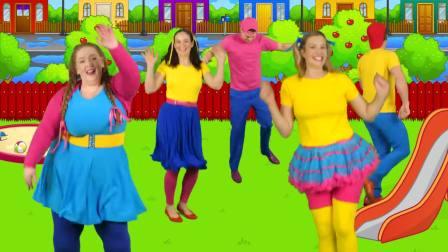 儿童亲子互动,生动有趣儿歌教学教孩子学习英文字母,快来看看吧
