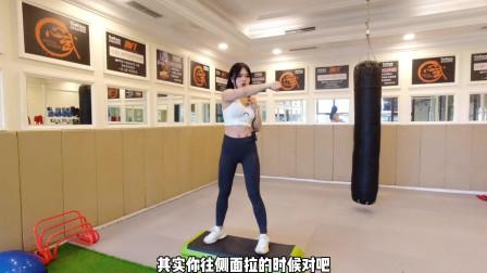 腰肌劳损怎么做?一个格斗式动作,7天明显改善!