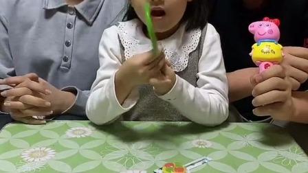 亲子游戏:妹妹,我也想吃你的西瓜糖