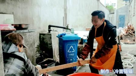 1月5日贪曲休闲群在温岭 聚吃猪头肉 胖头鱼