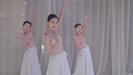 当代舞《恰好》,周雨奇老师编舞,波波舞蹈工作室师生表演