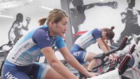 【UFC精英训练中心上海】中国香港自行车队到访:为期一个月的冬训