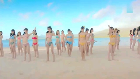 snh48比基尼跳舞