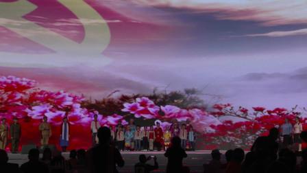 《英雄礼赞》,2021中国-东盟少儿春晚节目