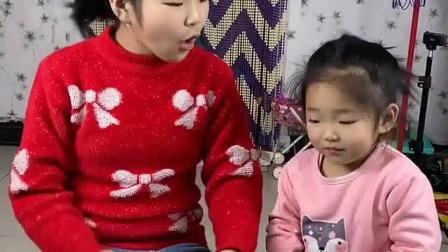 亲子游戏:妈妈不在家,我们把冰棍全吃了