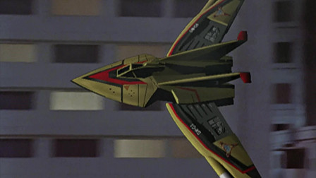 迪迦奥特曼:大古亲自带着城民撤离,GUTS战机要投放高科技的导弹