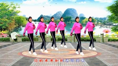 梦中的流星广场舞《告别2020告别你》舞蹈:凤梅