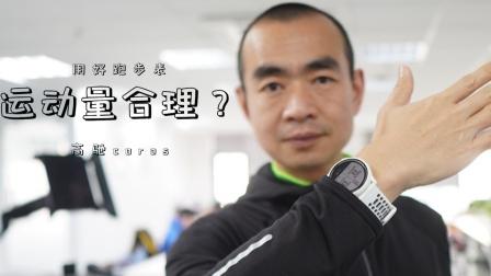 吴栋说跑步:高驰COROS 我的运动量合理么?