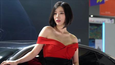 赛车车模Song Joo-a  首尔汽车沙龙