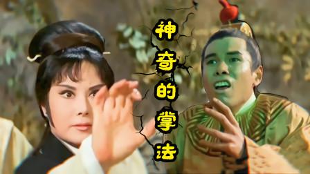武侠片:师娘是绝顶高手,神奇的掌法,被打中脸变成绿色!