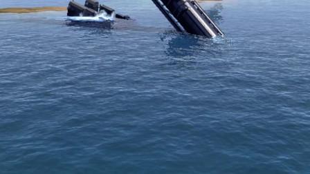 水上发射能打多远呢?
