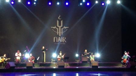 奈热乐队在马鞍山的演出(2)