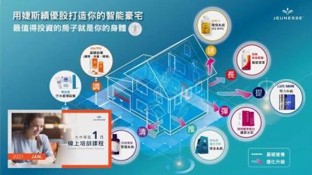 20210105-大中华1月线上培训课程NMN+奖励计划