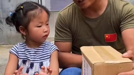 趣味生活:爸爸给宝宝买的玩具