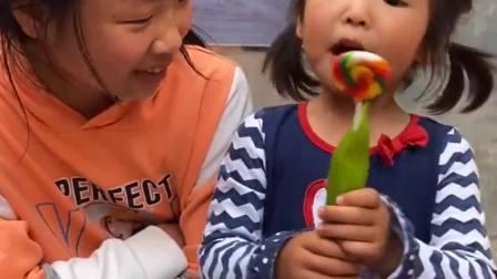 趣味生活:姐姐吃的辣椒能不辣吗?