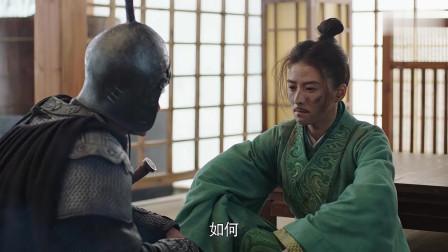 司马昭上演美男计收服何驸马,司马懿:我的儿,要忍住