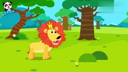宝宝巴士启蒙音乐剧宝宝巴士动画片:狮子找朋友
