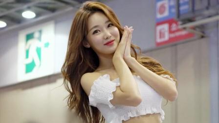美女车模陈俞利# 自动沙龙周