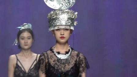 美女走秀: 深圳內衣設計大賽(苗族元素)