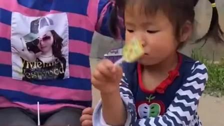 童年的记忆:麻将也能吃?