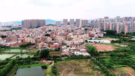 这里是厦门岛外最大一处不会拆迁的城中村,周围都在不停的开发