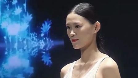 广州内衣视界博览会:  华贵中国风内衣秀