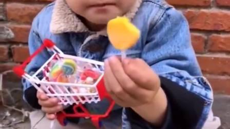 童年的记忆:宝贝吃的是什么糖呀