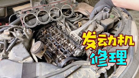 发动机为什么会坏?这3个零件是关键,这样保养能多跑10万公里