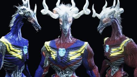 五大不像奥特曼的奥特曼,第1位是个国王,最后1位就是一头怪兽!